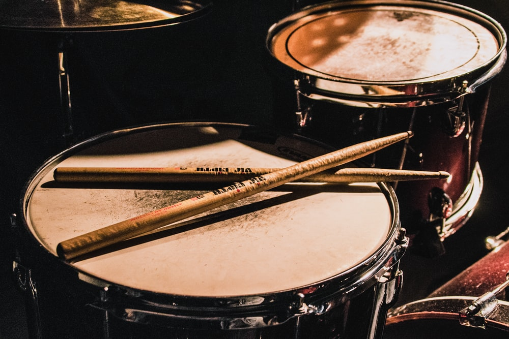 Drum Lessons #1 to #10