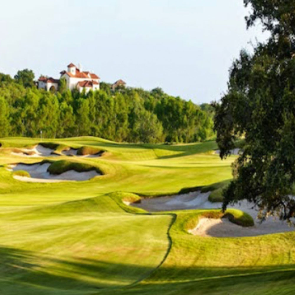 18. San Antonio Briggs Ranch Golf Package For 4 + One Night Stay