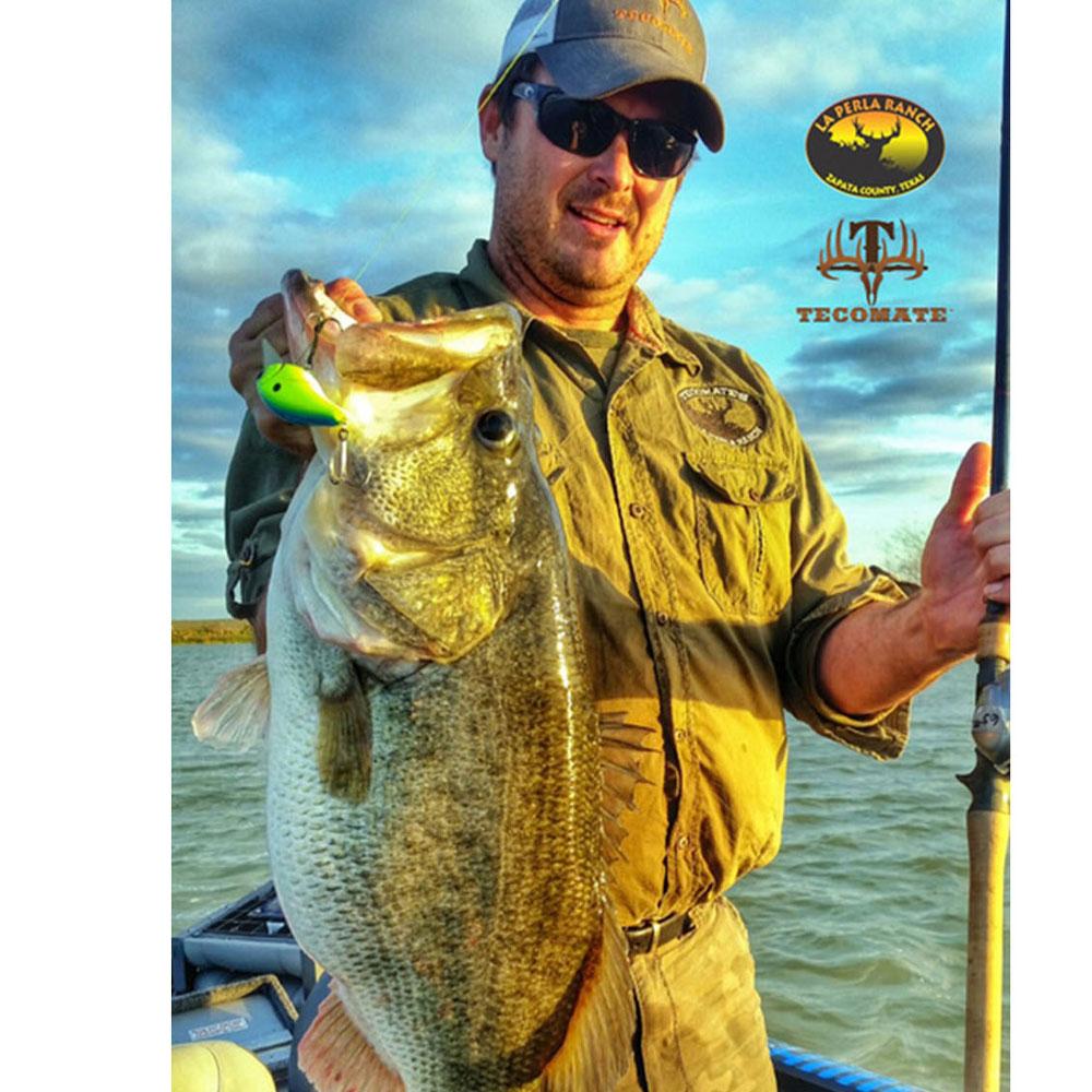 4. Trophy Bass Fishing at La Perla Ranch