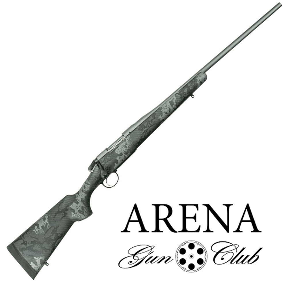 13. Bergara Premier Mountain 2.0 Rifle 28 Nosler