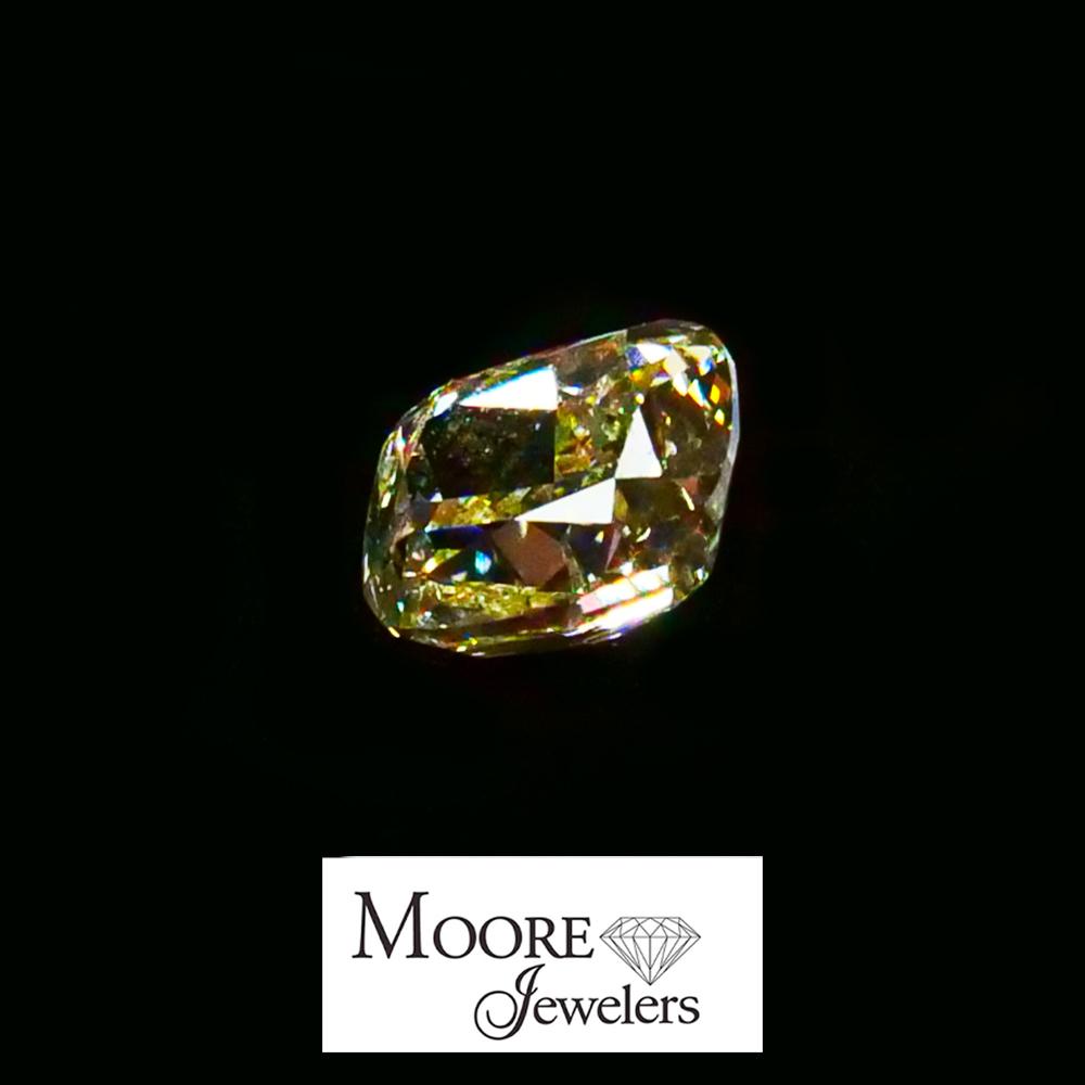1. 2.01 Carat Loose Natural Canary Diamond