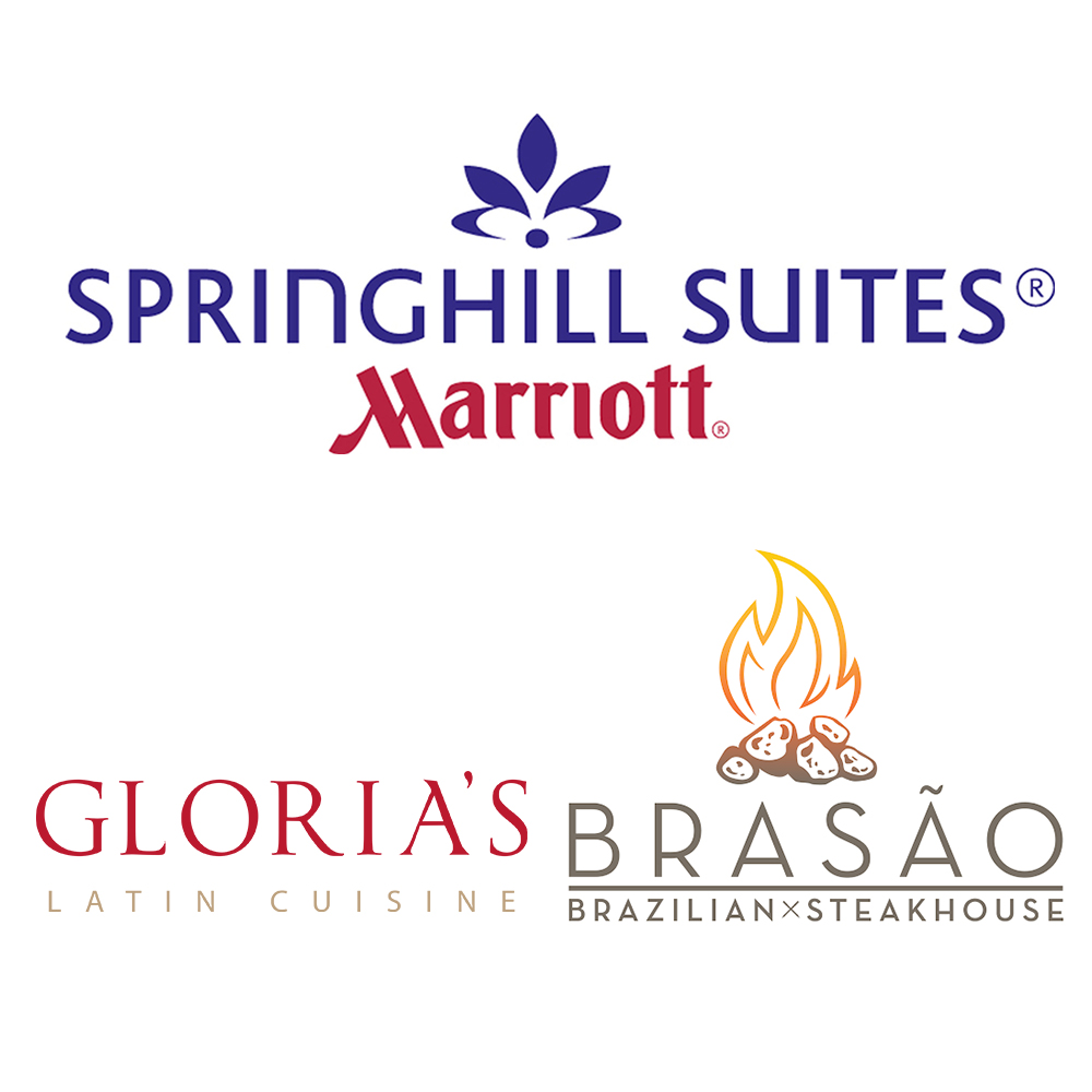 26. Two Night Stay at San Antonio SpringHill Suites by Marriott + Dinner Certificates from Brasão Brazilian Steakhouse & Gloria's Latin Cuisine